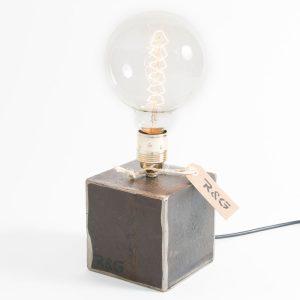 Tafellamp Blok