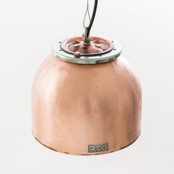 Koperen hanglamp M Flens