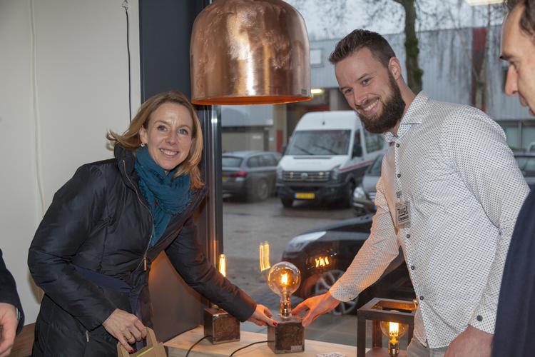 Opening UCA Staatssecretris Stientje van Veldhoven
