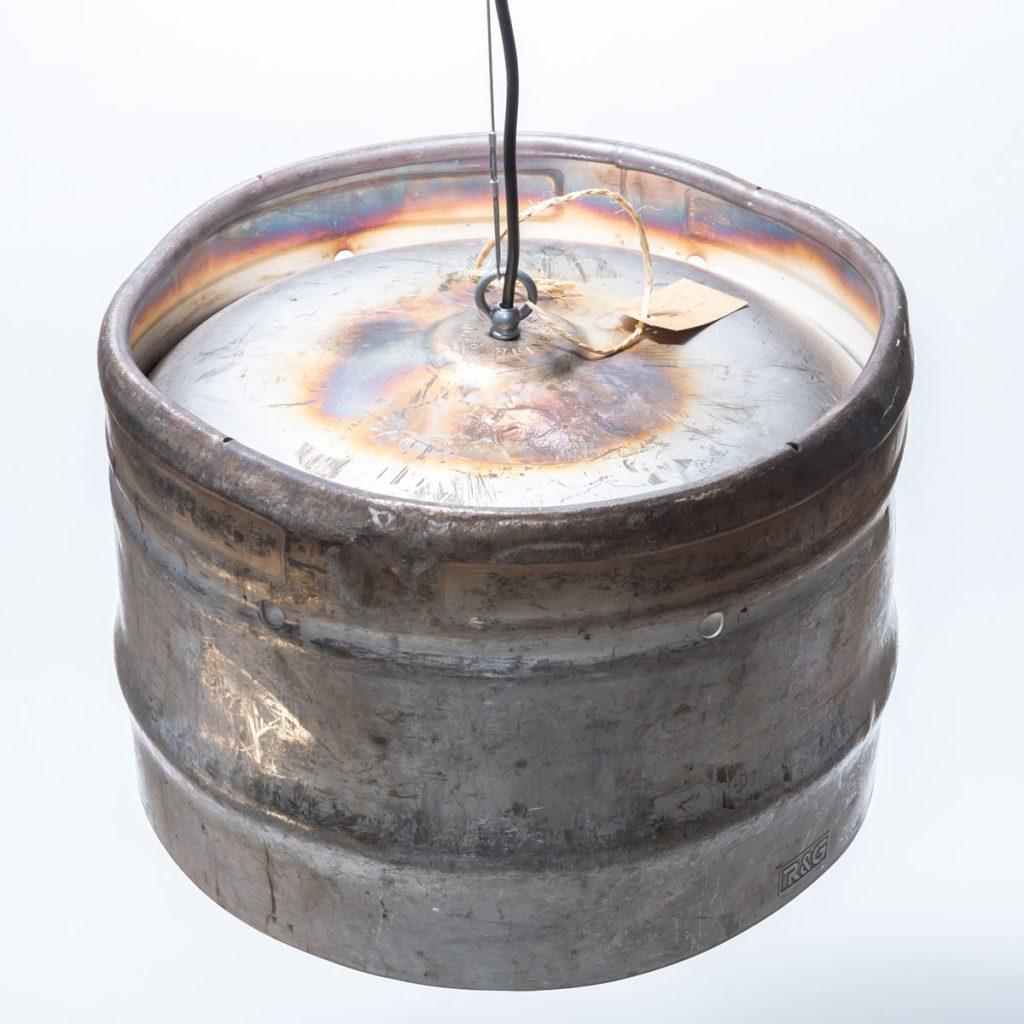 Bierfust Hanglamp