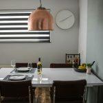 Ruig & Geroest Koperen hanglamp industrieel Flens XL 3