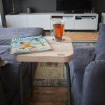 Ruig & Geroest – Vierkant Kruk Essen hout 2