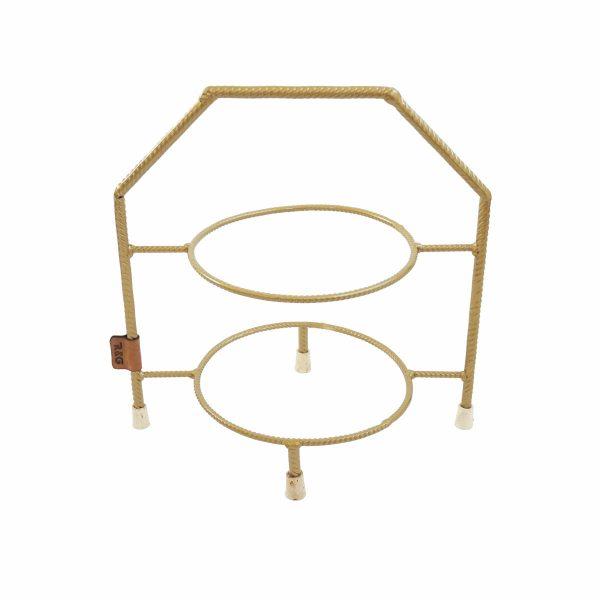 R&G—Etagère—2-borden-Goud—3