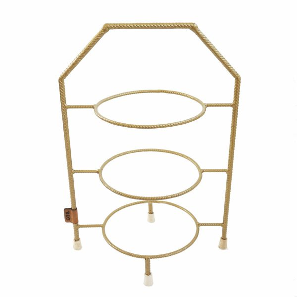 R&G—Etagère—3-borden-Goud—1